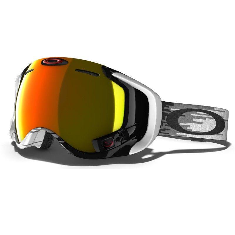 masque de ski oakley gps