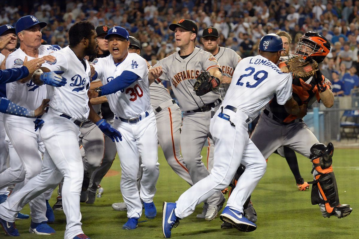 LA Dodgers at San Francisco Giants Preview & Pick in 2020
