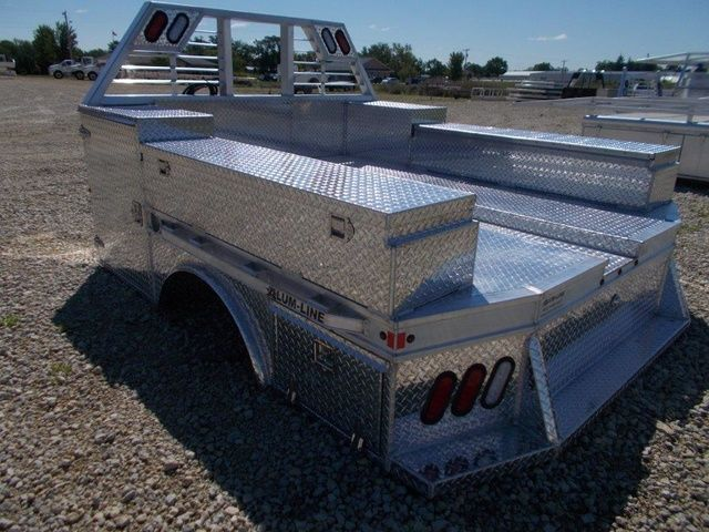 Utility Truck Beds For Sale >> Custom All Aluminum Trailers Truck Bodies Boxes For Sale Alum