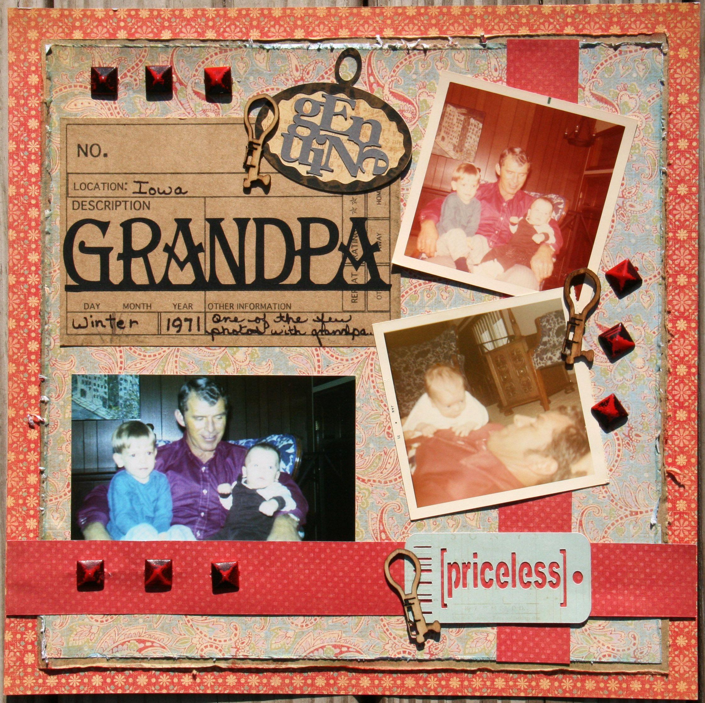 Grandpa and the Boys