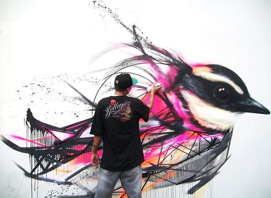 street art - São Paulo, Brazil