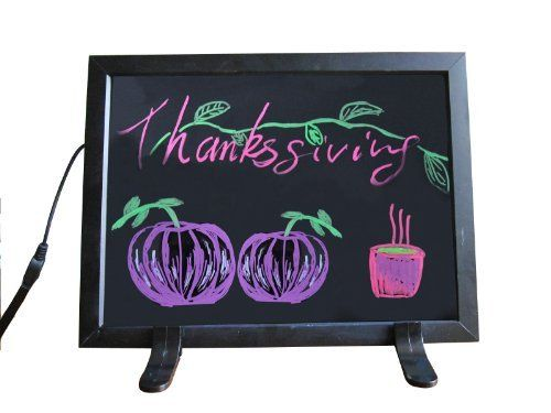 "2012 new style student Children LED Flashing magical Writing Drawing Boards kids gift by FlashingBoards. $39.00. Size of Board:12"" X 10"". LED: Best-in-class, with light emission up to twice as bright as other products. Energy-saving, environmentally-friendly, extended longevity. Outer Frame: Fabricated from supreme quality of aluminum alloy. Galvanized for protection.. Flashing Modes: Simple button control with 7 lighting LED colors. Various flashing modes, speeds, wit..."