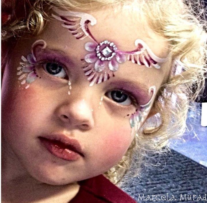 Pin by FABAIC Murad on My art work Pinterest Face painting - face painting halloween ideas