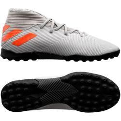 Photo of adidas Nemeziz 19.3 Tf Encryption – Grau/Orange/Weiß Kinder adidas
