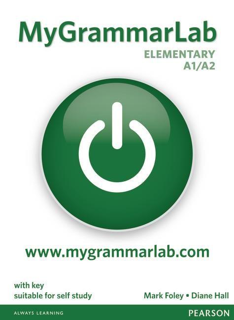 My Grammar Lab Elementary A1 A2 Mygrammarlab Teaches And Practises Grammar Through A Unique Blend Of Book Online And Anglijskaya Grammatika Grammatika Knigi