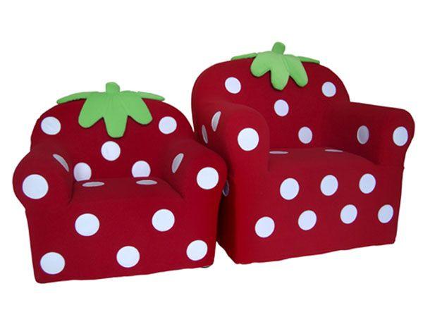 smoozy strawberry chair  sc 1 st  Pinterest & smoozy strawberry chair | Chairs | Pinterest