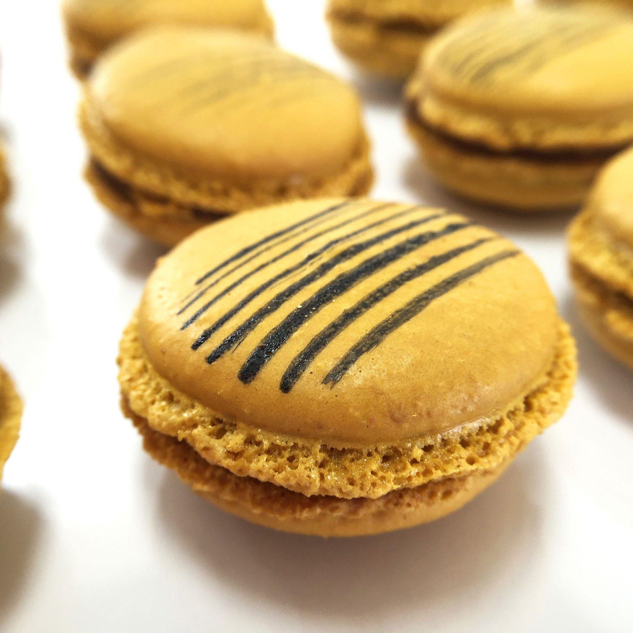 Coffee French Macaron