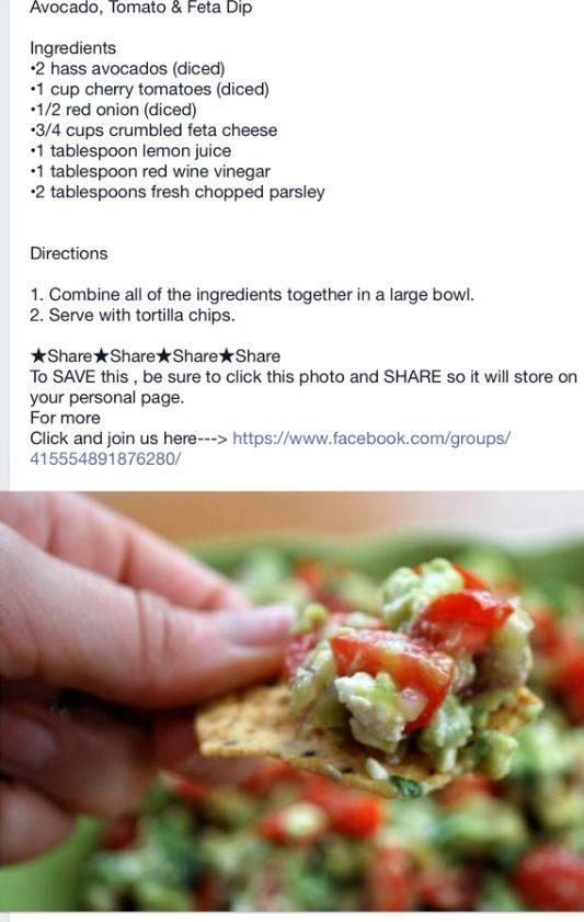 Feta Cucumber Dip Good Foods