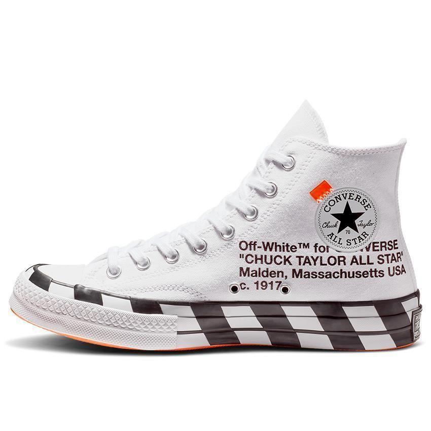 Converse Chuck Taylor All Star 70s Hi Off White #ChuckTaylor