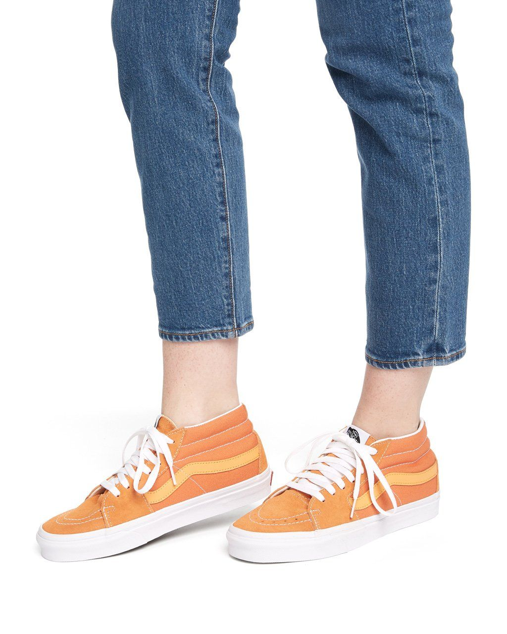 Sk8-Mid - Amberglow by vans - shoes