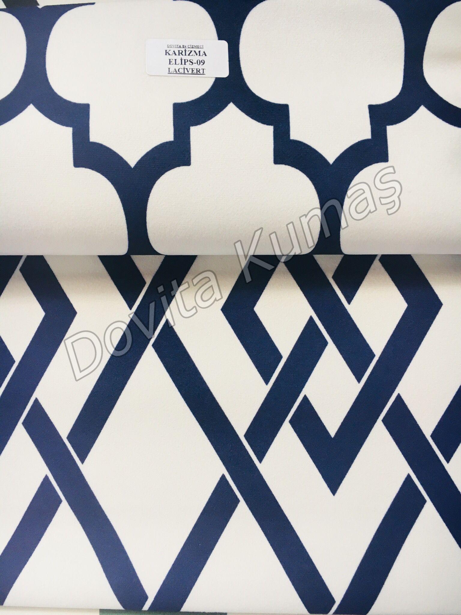 Dovita Dosemelik Kumas Istanbul Lacivert Beyaz Desen Instagram Dovitakumas Interiordesign Homedecoration Homedecor Dosemelik Kumaslar Kumas Desenler
