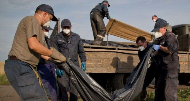 Trasladan cadáveres de las víctimas del vuelo MH17 de Malaysia Airlines | NOTICIAS AL TIEMPO