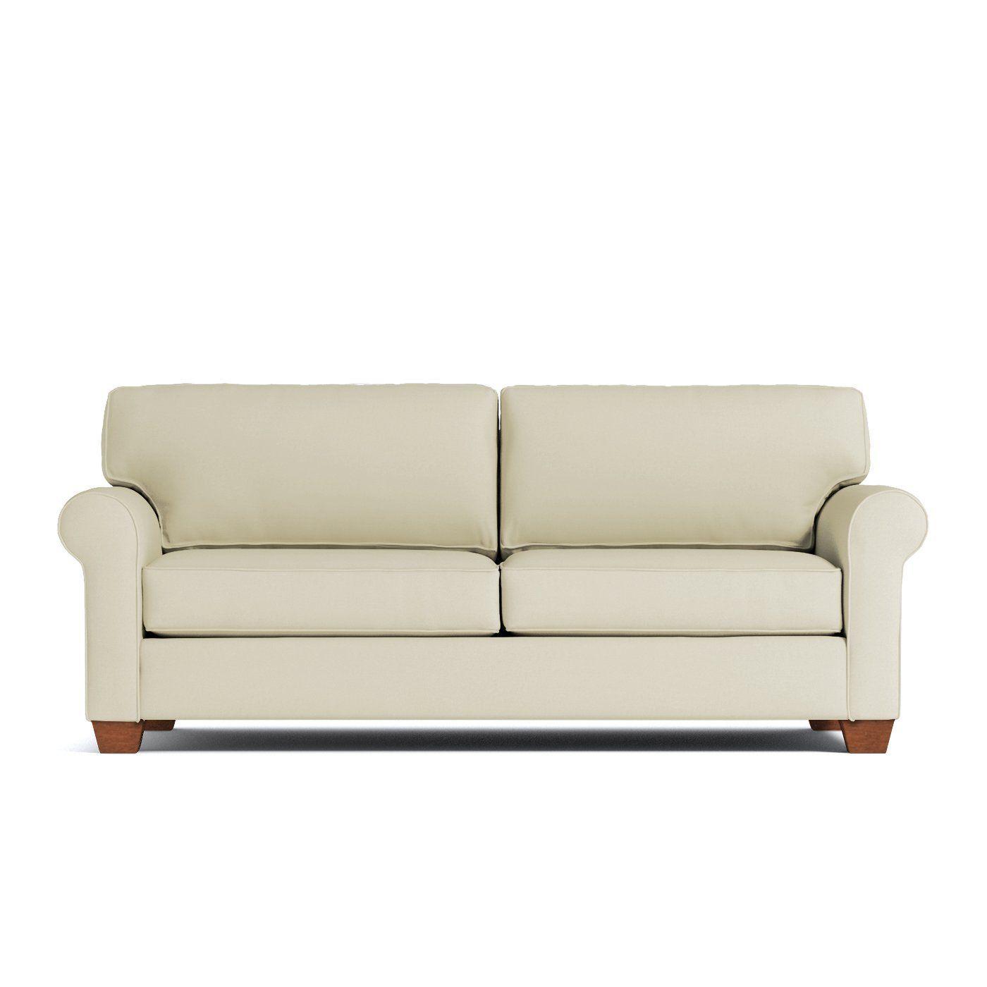 Lafayette Queen Size Sleeper Sofa Leg Finish Pecan Sleeper