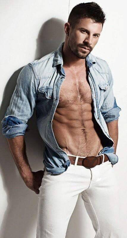 MEN: Clothed to Naked: Kevin Crows
