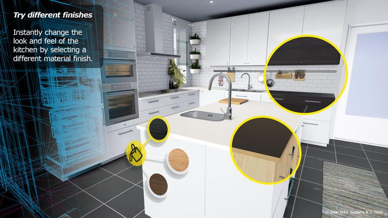 IKEA launches virtual reality shopping experience ...