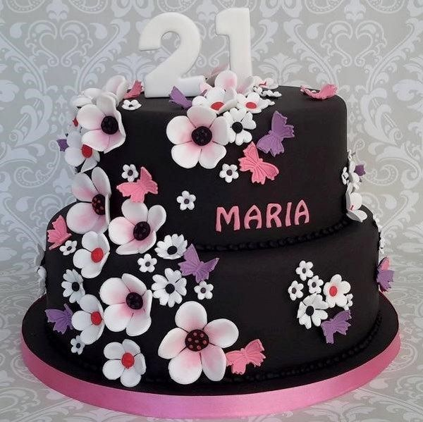 Super Cool 21st Birthday Cakes Ideas For Boys And Girls 21st