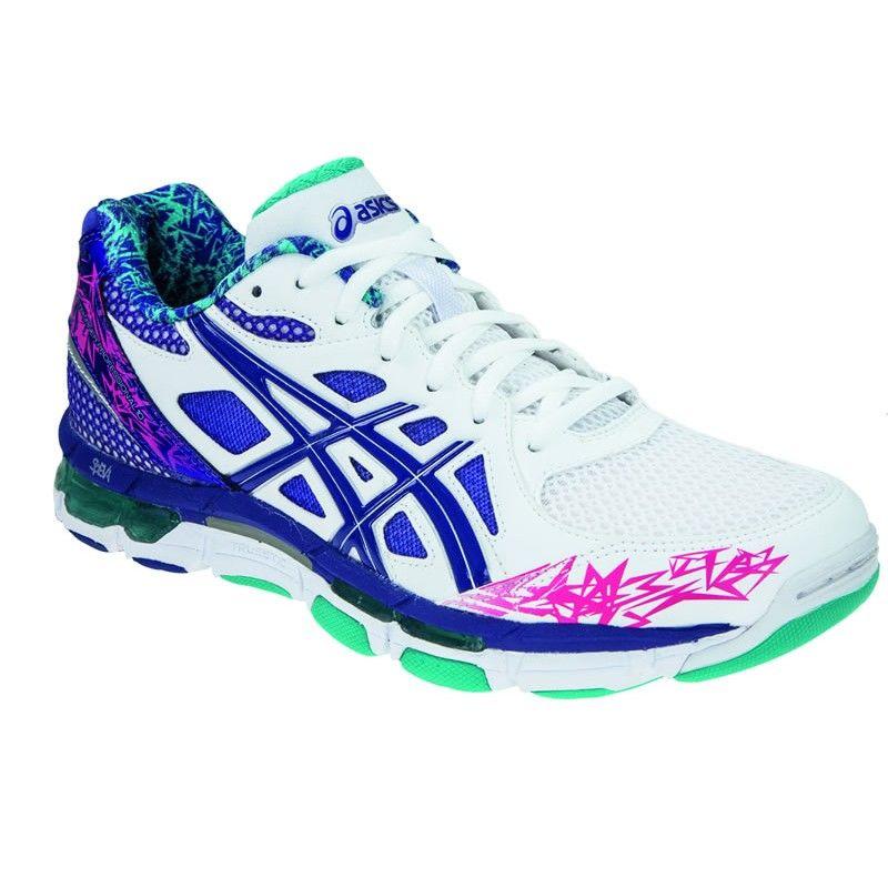 ASICS WOMENS GEL-NETBURNER PROFESSIONAL 10 Netball Shoes