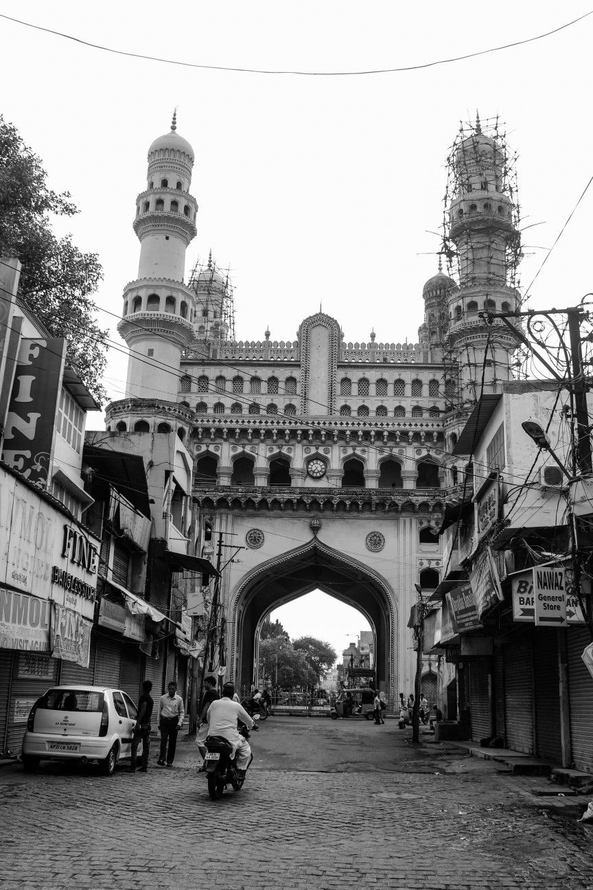 Charminar Places To Visit Hyderabad Landmarks