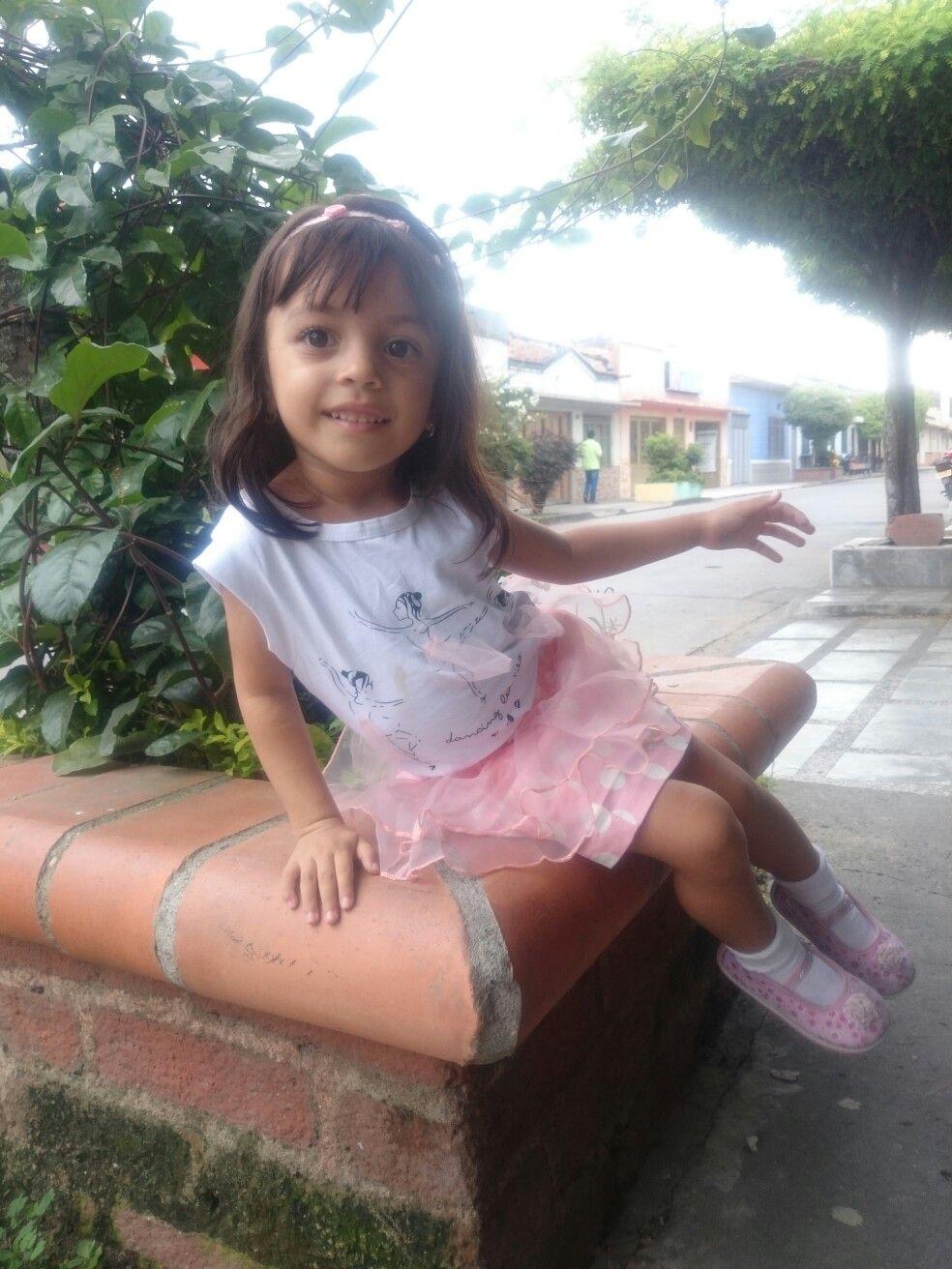 Mi pequeña bailarina