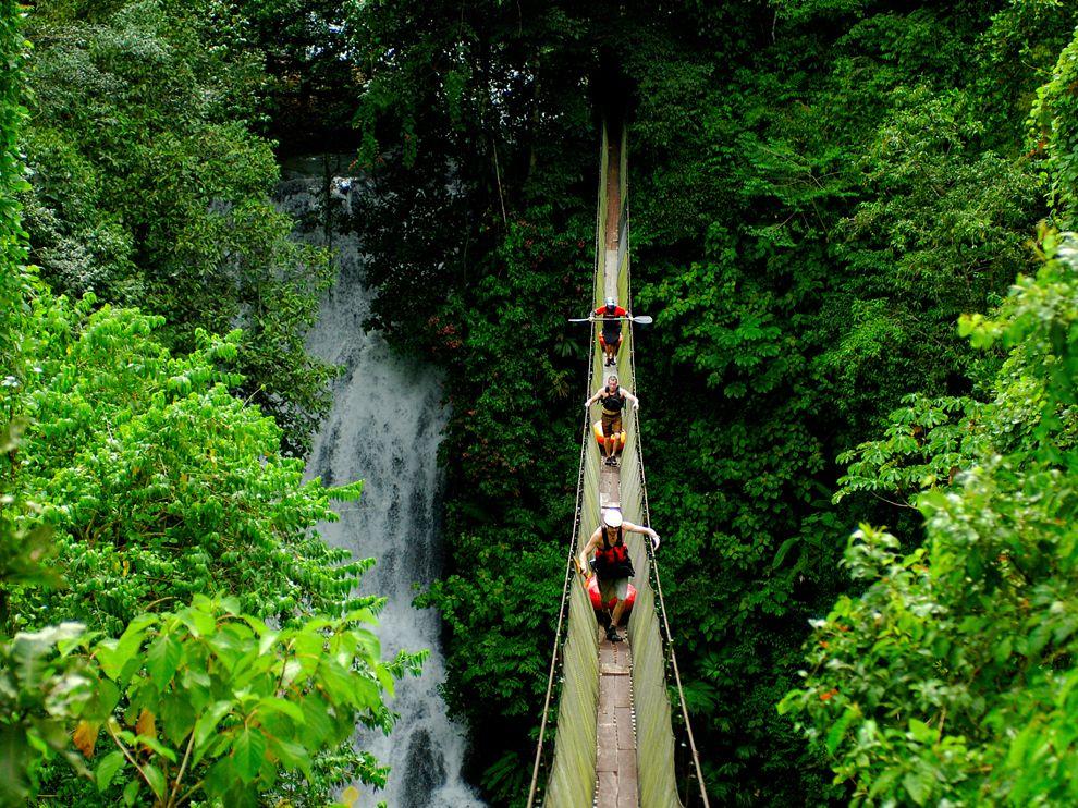 Costa Rica Manuel Antonio National Park Zip Lining