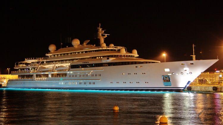 Innenarchitektur Yacht katara yacht photo le katara yacht le plus grand du monde