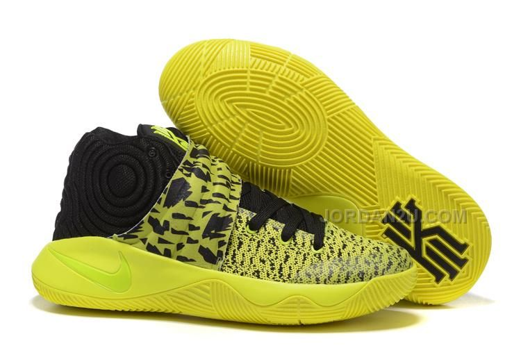 low priced af1e8 12e89 ... white yellow 206dc 112e9 promo code nike kyrie 2 ii yellow volt black  kyrie sneakers sale price 69.00 new air ...