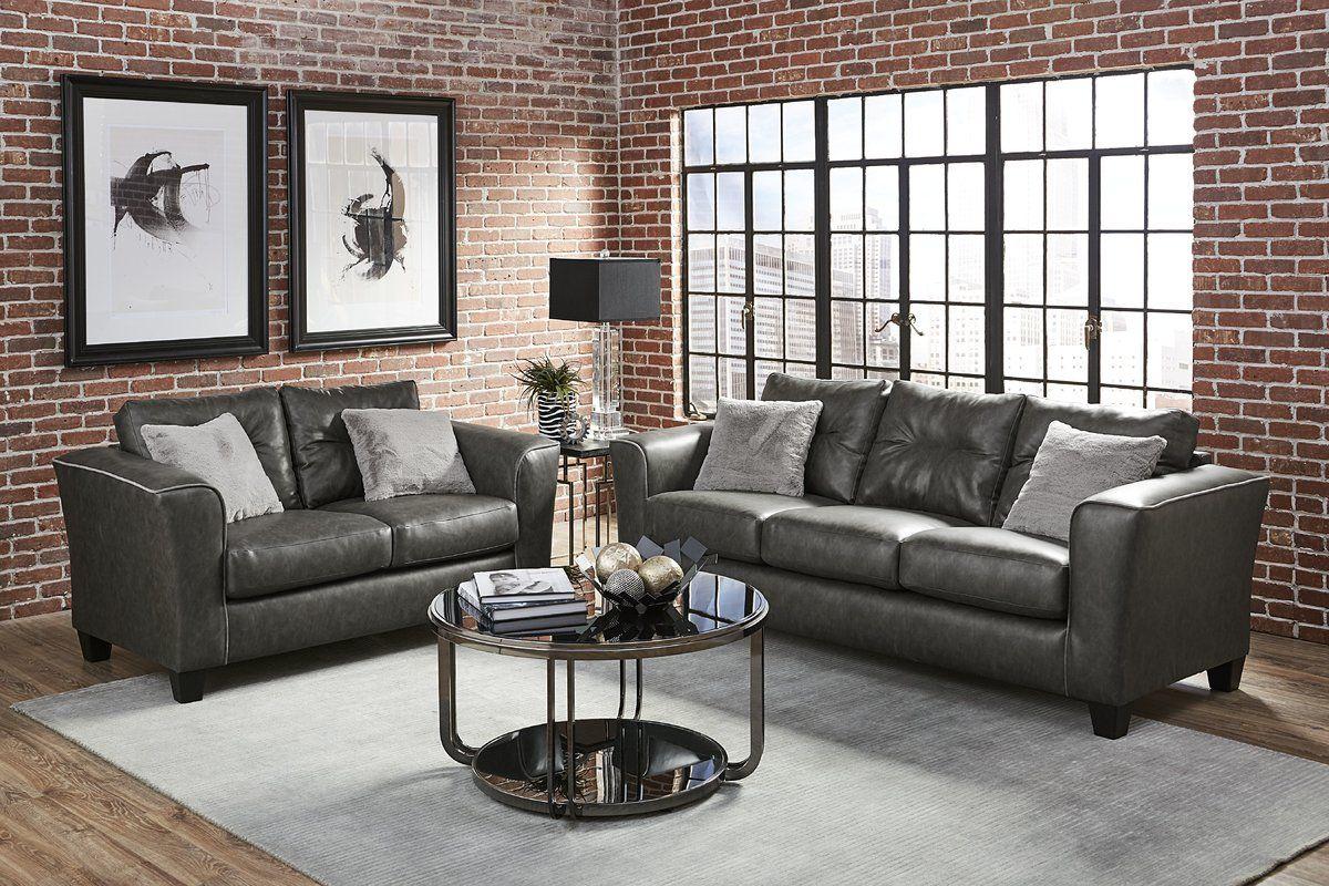 Hunley 3 Piece Living Room Set in 2019 | Living room sets ...