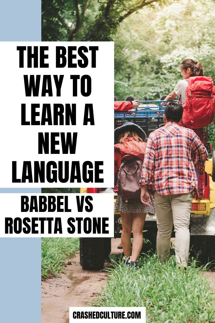 Babbel vs Rosetta Stone Know What You Need in 2020 (With
