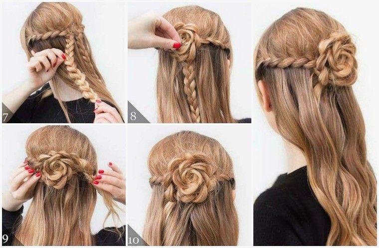 Festliche Frisuren Lange Haare Selber Machen Luxus Festliche Frisur