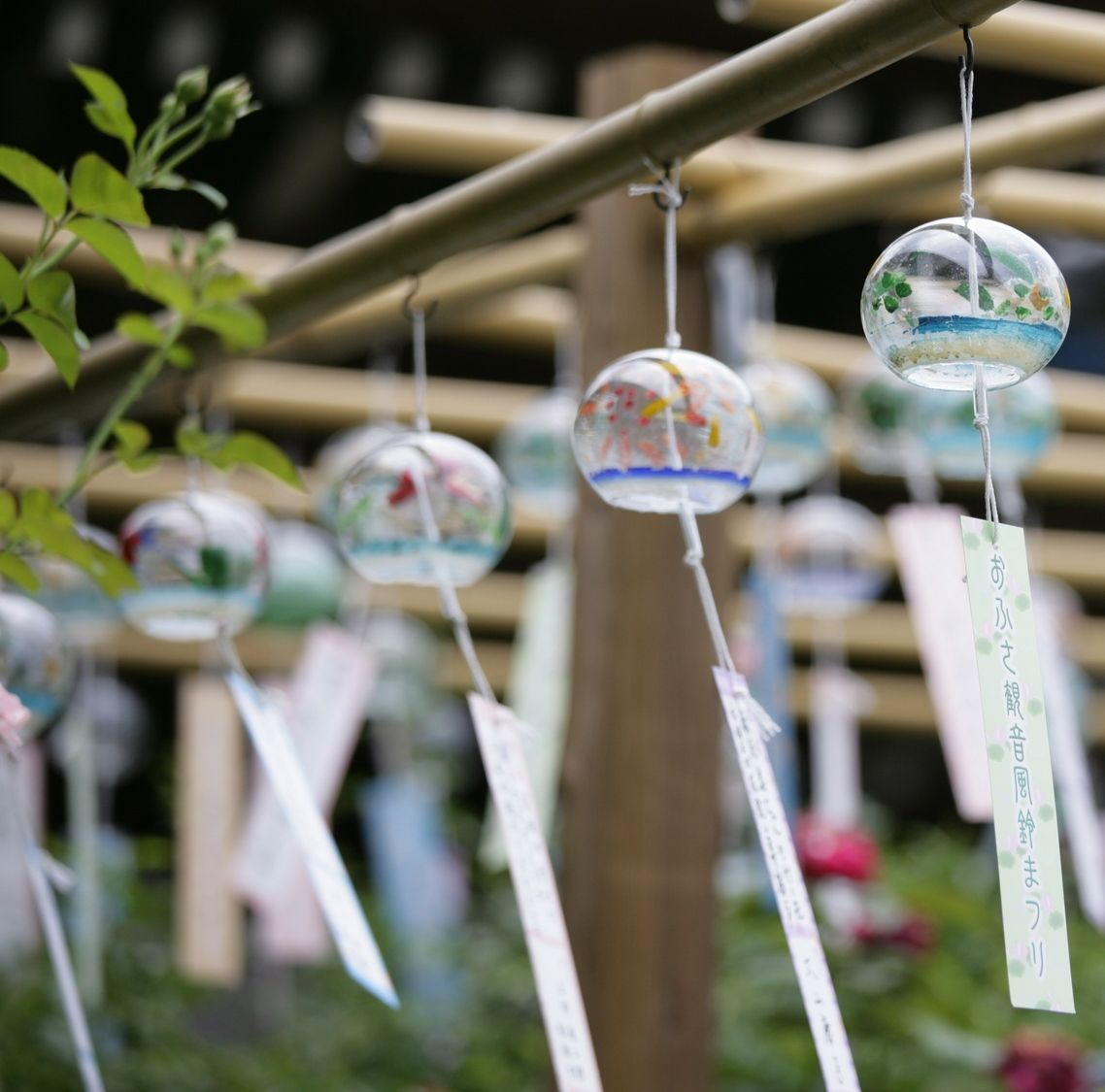 Image result for japanese temple wind chimes Pinterest