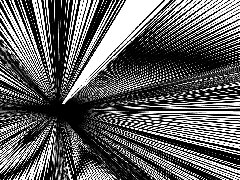 Black and White Vector Explosion black white explosion
