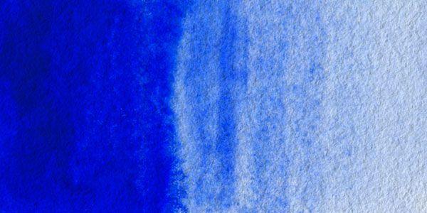 Holbein Artists Watercolor Ultramarine Deep Half Pan Cobalt