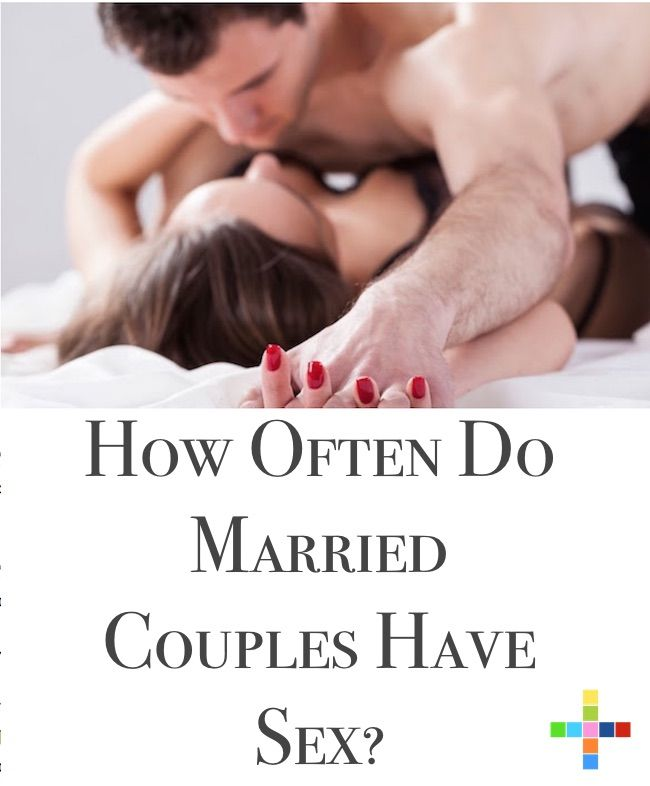 How Often Do Married Couples Have Sex  Relationships And -9583