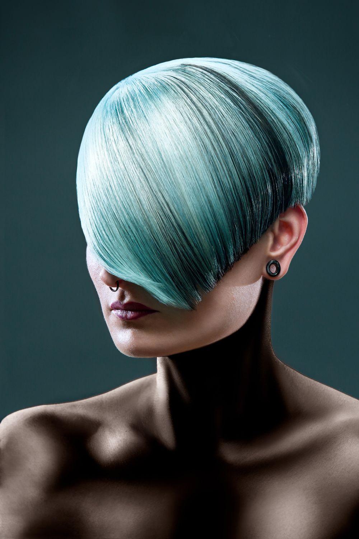 Soberbia E Inmma Alvarez Para Aduho La Imagen Perfecta Coiffure Professionnelle Wacky Hair Artistic Hair Short Hair Styles