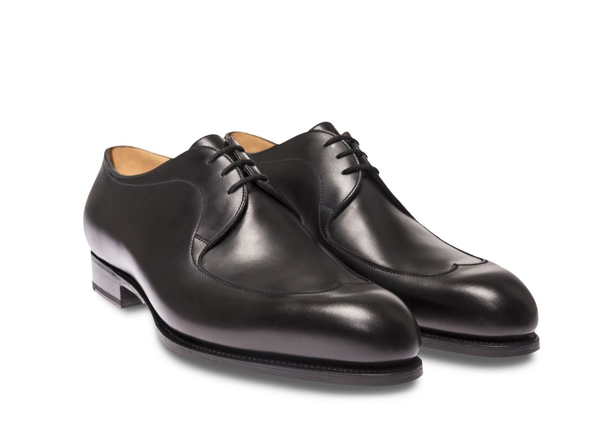 weston chaussure homme cuir derby noir 488 men 39 s shoes dress shoes oxford shoes et. Black Bedroom Furniture Sets. Home Design Ideas