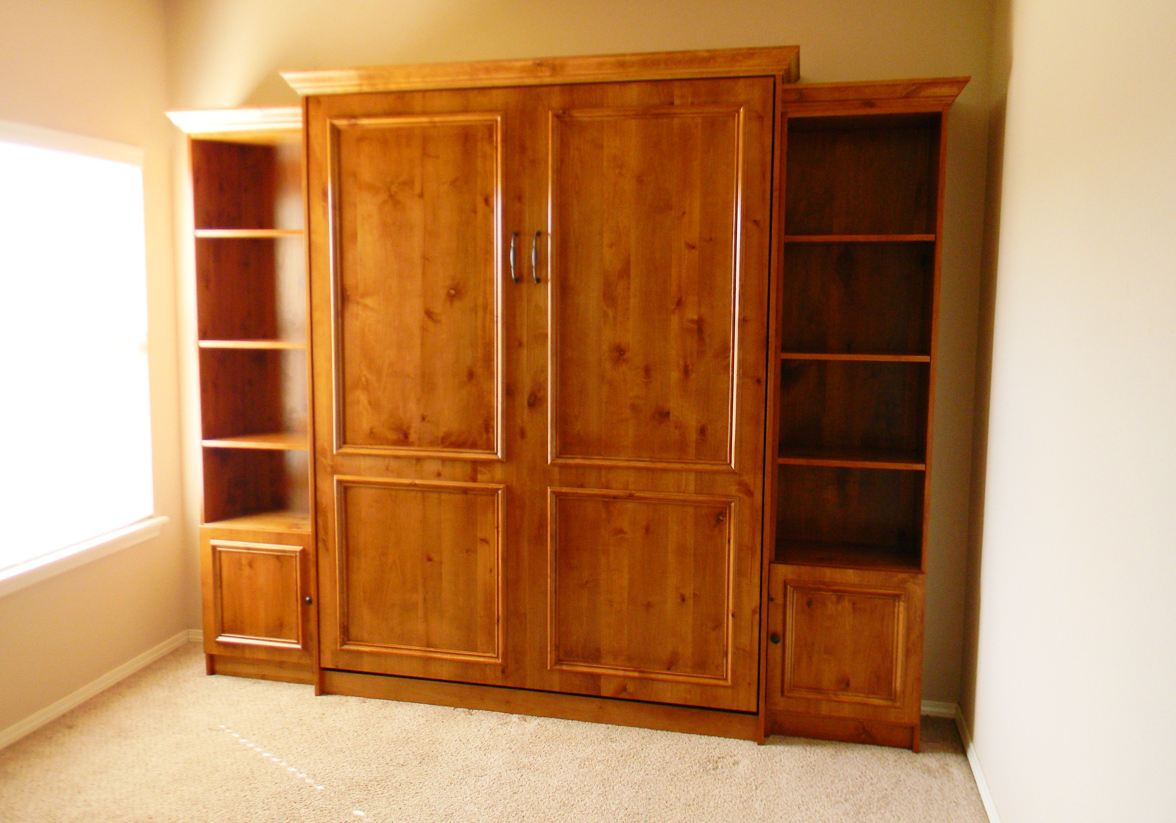 Utica Murphy Bed by Murphy Wallbed USA Small space solution ...
