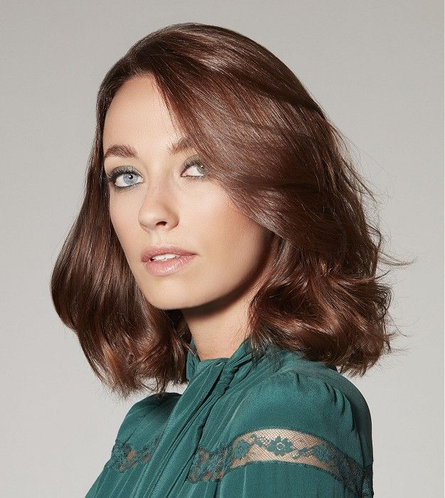 Tchip Coiffure Medium Brown Hairstyles Uk Hairstyles Medium Brown Hair Hair Styles