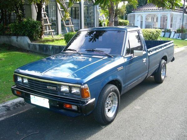 1986 Nissan Pickup Parts Nissan Nissan Trucks Nissan Diesel