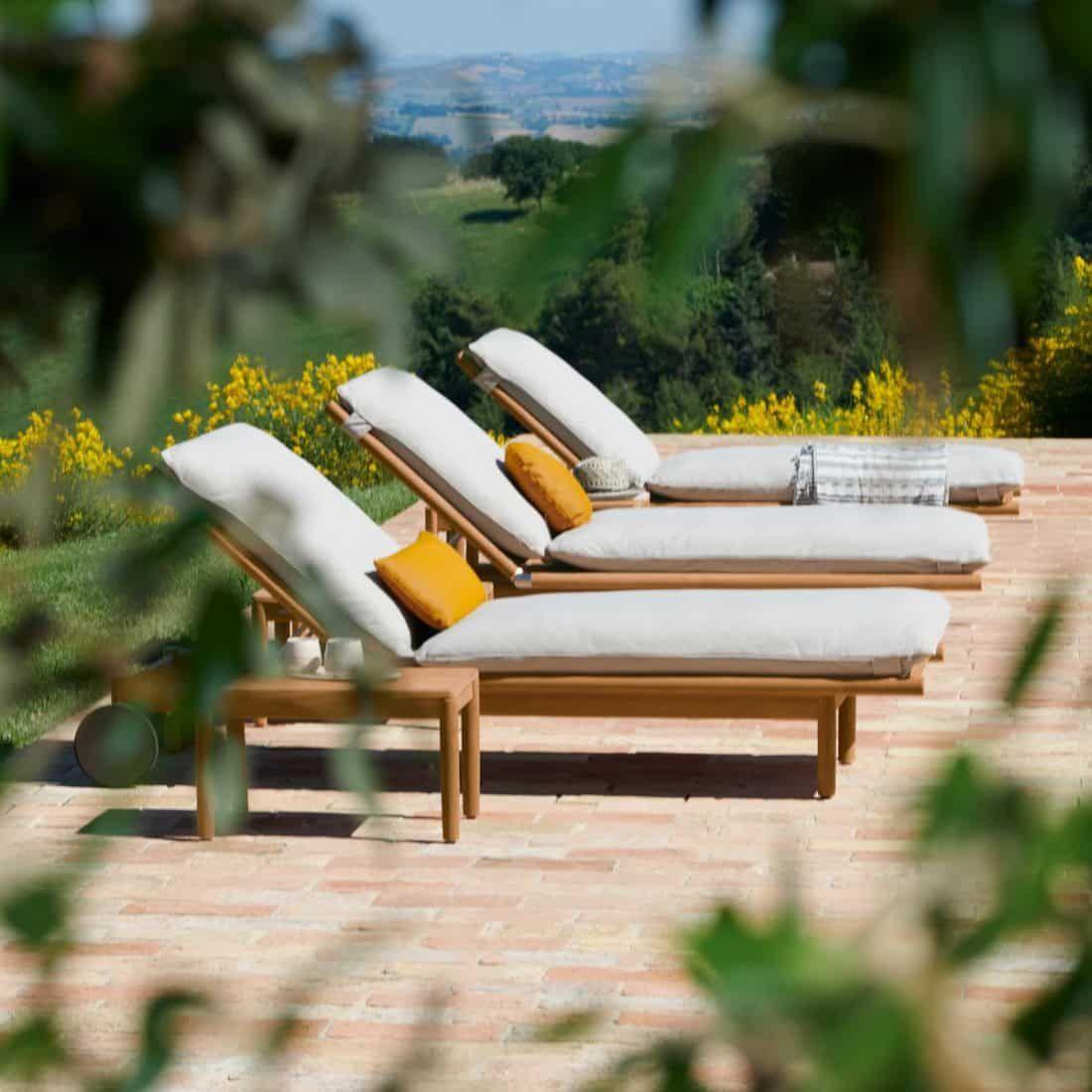 Italian Luxury Furniture Designer Furniture Singapore Da Vinci Lifestyle Contemporary Furniture Design Beach Chairs Sun Lounger