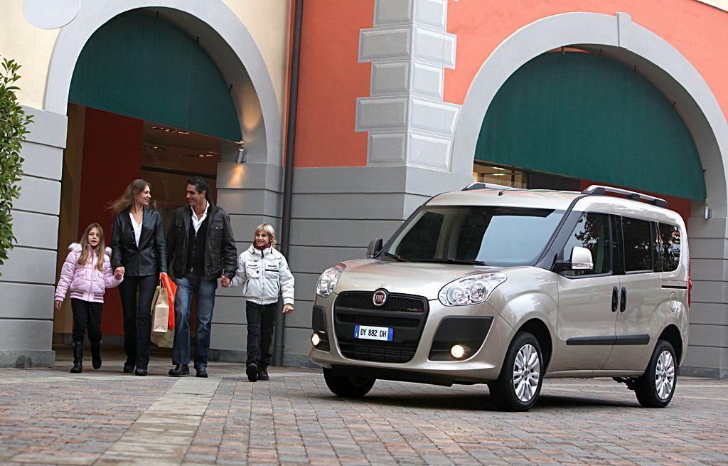 Nowy Fiat Dobl U00f2