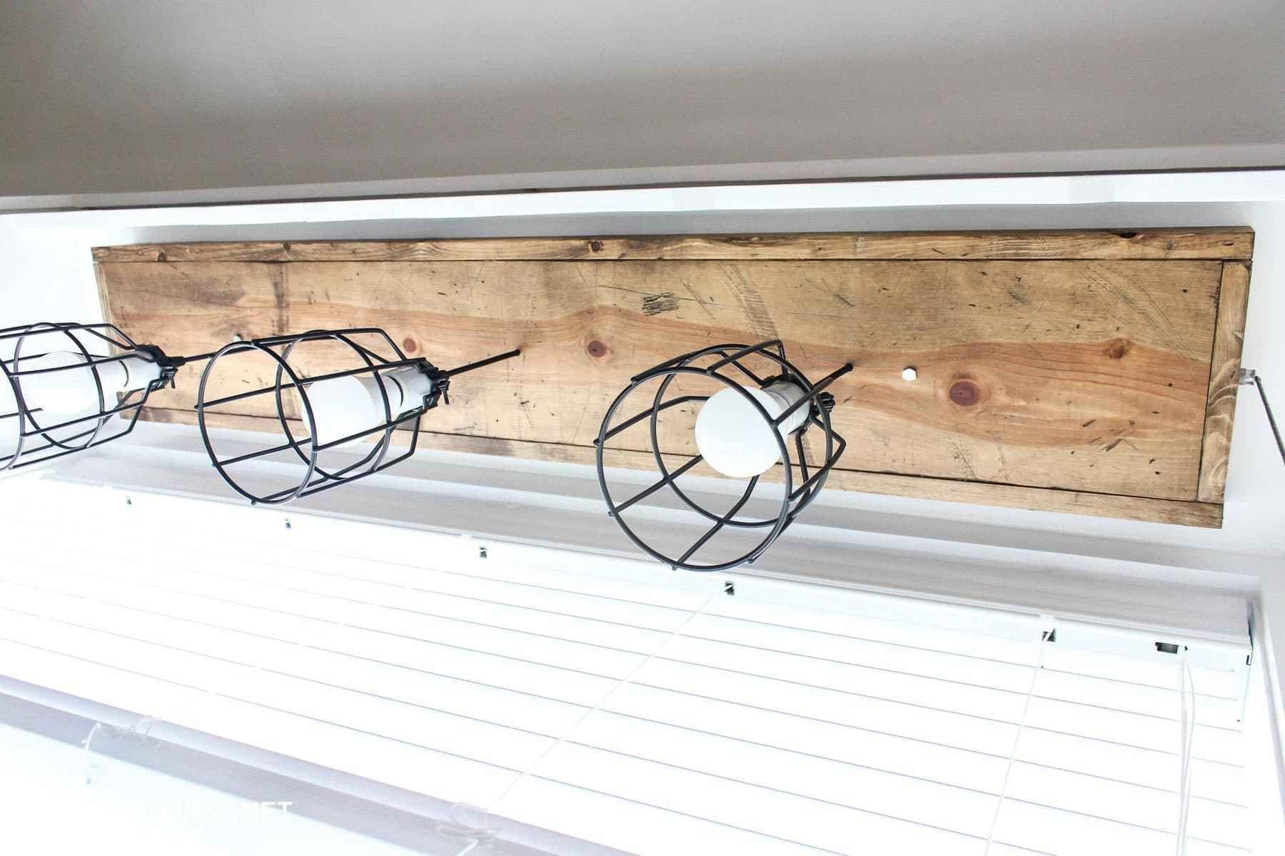 DIY Pendant Light | Diy pendant light, Kitchen sink ...