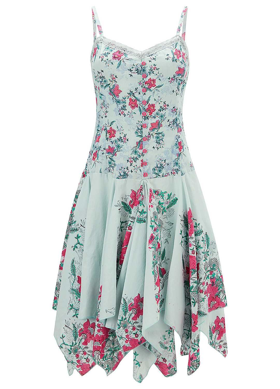 b3d70a450b34e Strappy Layered Floral Summer Dress by Joe Browns | Signature ...
