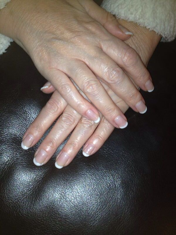 French gel overlays | Nails | Pinterest | Overlays