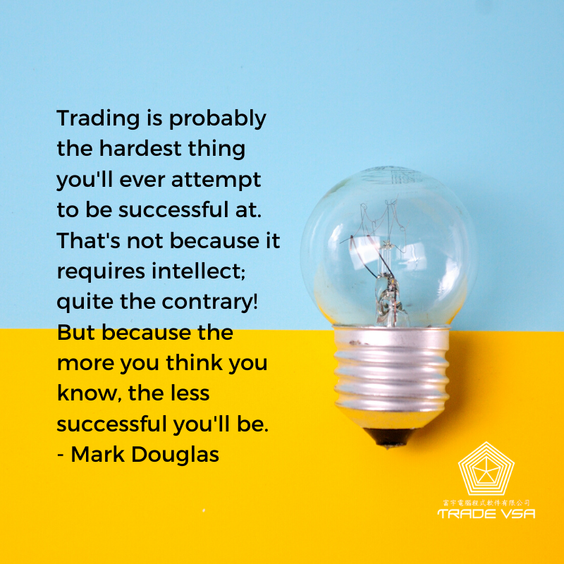 Mark Douglas Is Also The Author Of The Disciplined Trader Tm Developing Winning Attitudes Published In Psychology Quotes Quotes Related To Life Anger Quotes