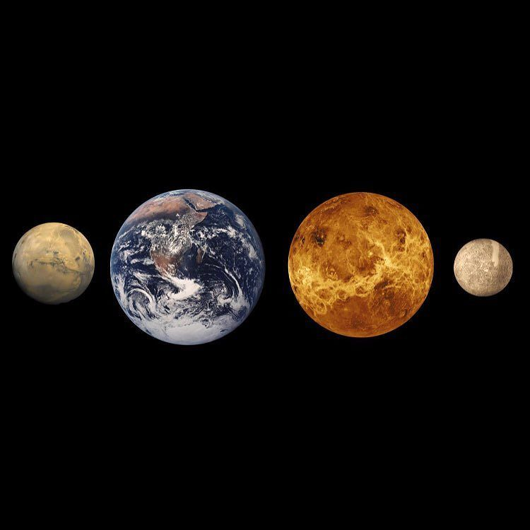 which planets are terrestrial planets - 750×750