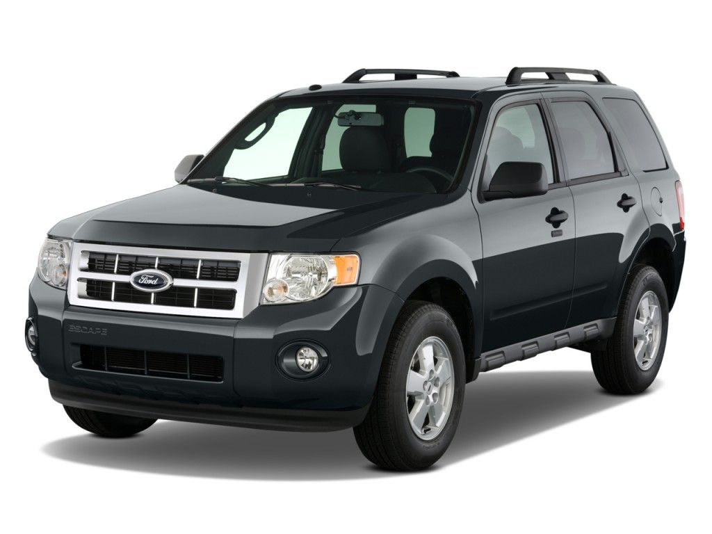 He First Generation Ford Escape Was Released In North America For