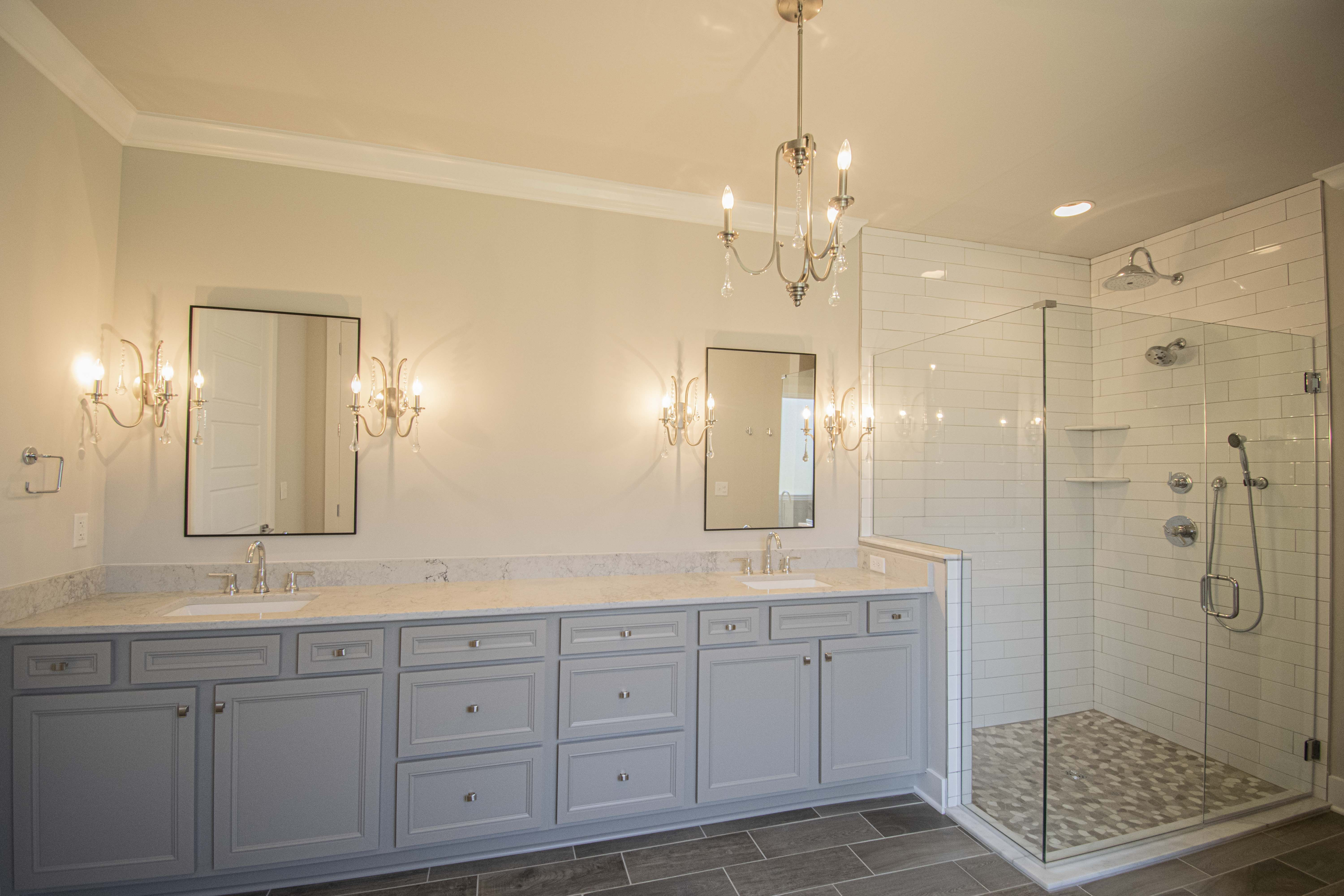 Home Site 38 Pinot A 4200 2019 Bathrooms By Jagoe Homes