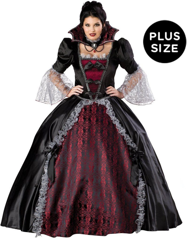 Female Vampire Zombies take Halloween witch costume masquerade party queen  cosplay uniform