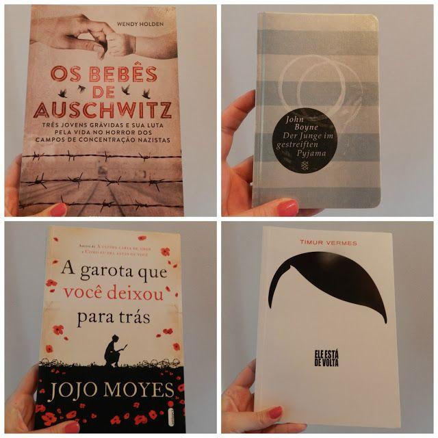 Livros E Filmes Para Voce Ler Assistir Antes De Visitar Algum