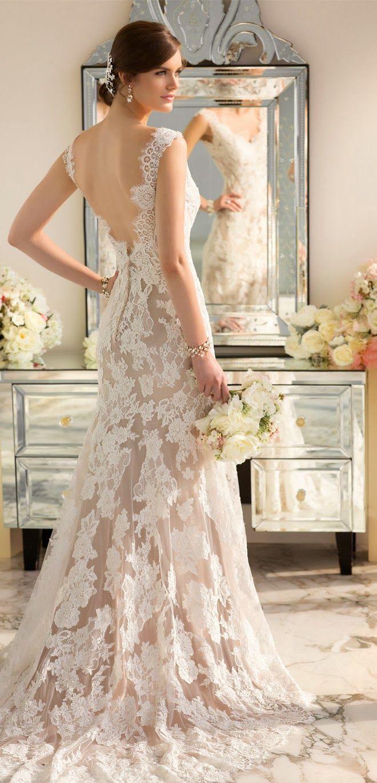Essense Of Australia Fall 2014 Summer Wedding Dresses